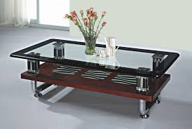 Furniture Glass Table For Modern Living Room Home Furniture