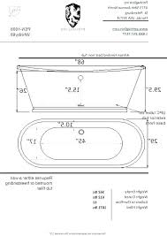 dimensions of a bathtub standard length bathtubs size south in cm dime