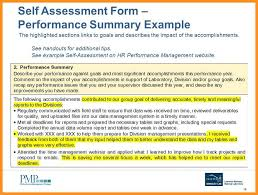 Assessment Example 7-8 self assessment examples | wear2014.com
