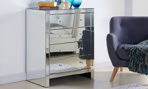 cheap mirrored bedroom furniture. exellent furniture groupon goods global gmbh mirrored bedroom furniture inside cheap