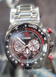 costco citizen eco drive mens s s chronograph watch 184 99 citizen eco drive mens stainless steel chronograph watch costco frugal hotspot