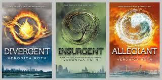 i finished reading allegiant divergent series