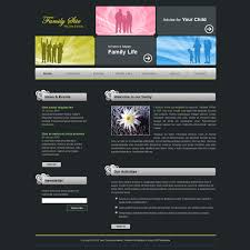 Free Css Website Templates Template 24 Family 7