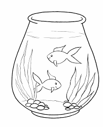 Simple Coloring Pages For Children Objects Early Learners