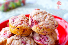 Image result for strawberry muffins