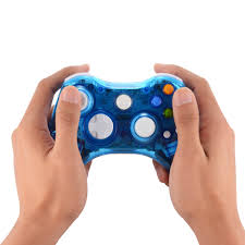 this wireless gamepad is patible with the xbox 360 game console also fully patible with pc windows xp vista win 7 8 8 1 10