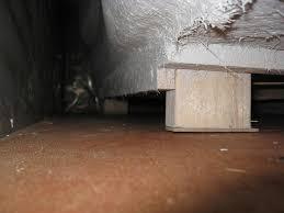 stuck on bathtub installation 01 drain end wall side leg