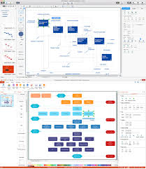 Online Data Flow Diagram Generator For Docusnap Inventory