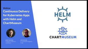 Chartmuseum Helm Chart Continuous Delivery For Kubernetes Apps With Helm And
