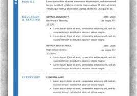 Modern Resume Template 43 Contemporary Resume Templates 43 Modern Resume Templates Guru The