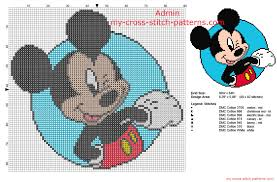Free Disney Cross Stitch Patterns Interesting Decorating Design