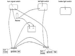 simple wiring help brake lights running lights turn signal v aa paint brake tail and turn jpg