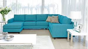 Modular Furniture Living Room Yarra Mk2 Corner Modular Lounge Suite With Chaise Harvey Norman