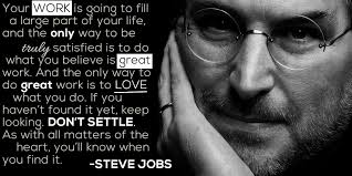 Steve Jobs Quotes On Life Adorable Steve Jobs Quote Your Work Is Going To Fill A Large Part Of Your