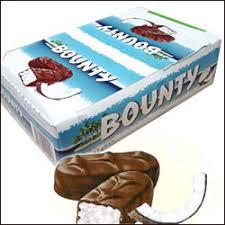 bounty chocolate gift pack