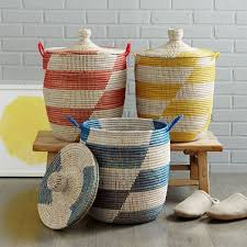 Pretty Laundry Baskets Amazing Beautiful Laundry Baskets For Your Home Rhiannon's Interiors