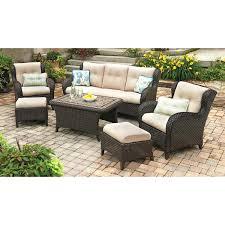 outdoor sectional metal. Deep Seating Outdoor Sectional Patio Furniture Cast Aluminum Set Crescent Savannah Metal And T