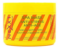 <b>Маска антистресс против старения</b> волос Spa Mask Anti-Stress ...
