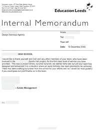 Sample Internal Memo Template Template Memorandum Template Word 24 1