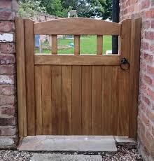 wooden garden gates wooden gate