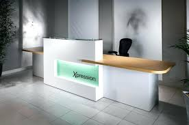 front desk designs for office. Reception Desks Design Desk Office Small Ideas Contemporary . Front Designs For C