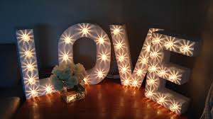 Image Exterior Written In Lights Beautiful Light Up Letters Hire Hearts Shapes For For Weddings Beautifulnow Lightup Letters For Weddings Events Written In Lights