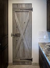 hinged barn doors. Rustic Barn Door Hinged Doors S