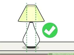 glamorous how to measure lamp shade image titled a step made order shades