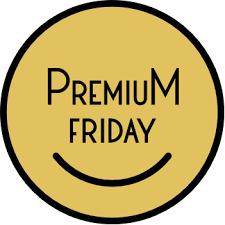 Logo de los comercios adheridos al Premium Friday. Cr. Foto: Meti Mobile