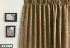 80 blockout thermal curtains four designs available