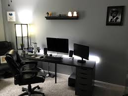 man cave home office. Outstanding Office Man Cave Album My Home Setup On Imgur Desk For Office.jpg C