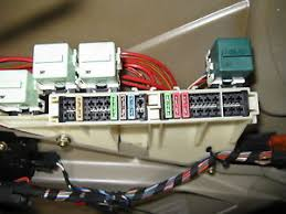 bmw 5 series e39 fuse box trunk 528i 1997 98 99 2000 01 02 2003 image is loading bmw 5 series e39 fuse box trunk 528i