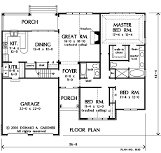 Wonderful first floor master bedroom home plans 10301 f