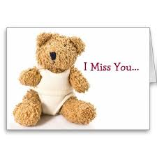 I Miss You Cards for Kids | I miss you card, Miss you cards, Kids cards