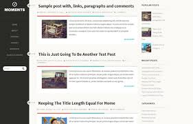 Small Picture 55 Best Free Responsive Blogger Templates 2017
