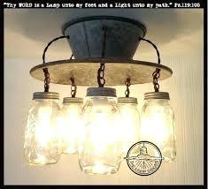 diy mason jar chandelier how to make a wagon wheel new best