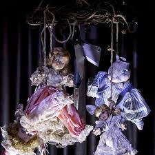 diy doll mobile