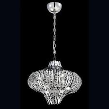 eurofase 26330 monica 6 light chandelier chrome by eurofase