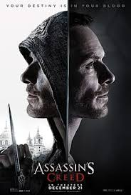 assassinand 39 s creed movie michael fassbender. assassin\u0027s creed film poster.jpg assassinand 39 s movie michael fassbender