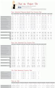 Goddess Bras Size Chart Bra Size Calculator