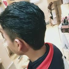 メンズのセルフカット自分で髪を切る方法前髪サイドトップ後ろ