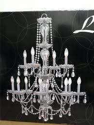 12 light chandelier costco most inspiring crystal
