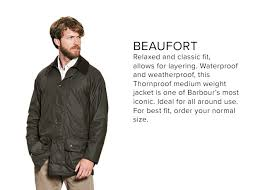 Mens Barbour Clothing Guide Orvis