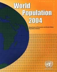 World Populat 2004 Chart Shop Un Org Official Source