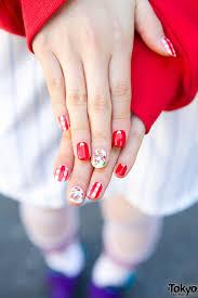 Cute Cherry Nail Art – Tokyo Fashion News