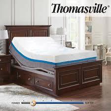 queen mattress bed. Plain Mattress Thomasville Precision Gel 14 Inside Queen Mattress Bed