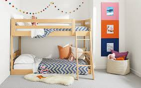 Waverly mini bunk bed in kids room