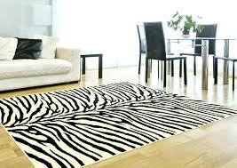 zebra print area rug zebra area rugs zebra print area rug decoration black cow skin large