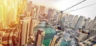 Zipline Dubai: Preis, Buchung + Ratschläge