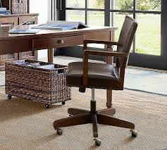charming writing desk chair student desk and chair set cowboy design chairs brown color
